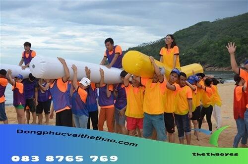 áo lưới chơi team building quận Phú Nhuận
