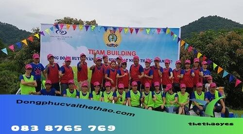 áo lưới chơi team building quận Bình Tân