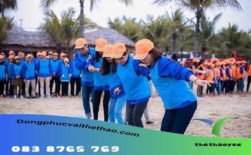 áo lưới chơi team building Hóc Môn
