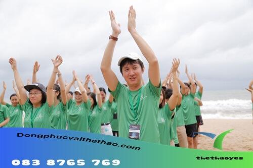 áo team building cao cấp quận Bình Thạnh