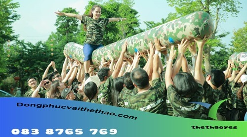 áo team building cao cấp quận Tân Bình