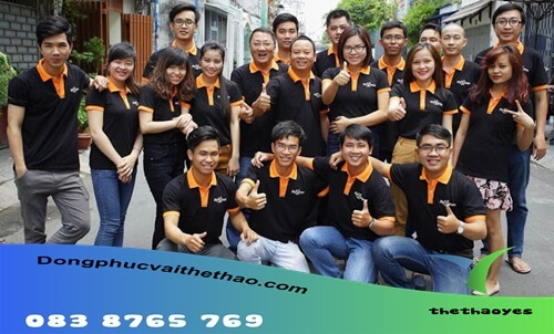 áo thun team building cao cấp