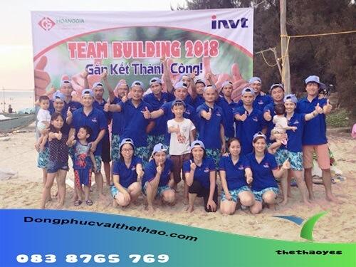 áo thun team building size lớn