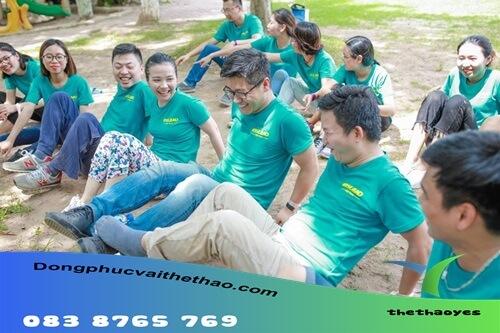 áo thun team building quận Bình Thạnh
