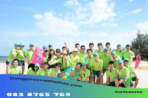 áo thun team building quận Tân Bình