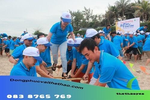 áo thun team building quận 10