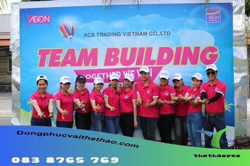 áo thun team building quận 8