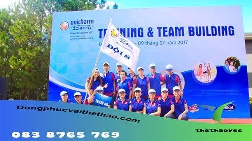áo thun team building quận Bình Tân