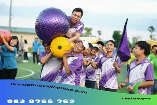áo thun team building Hóc Môn