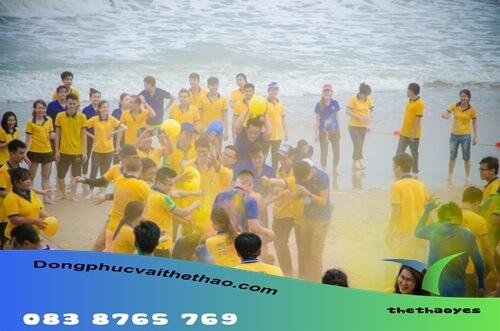 áo thun team building Bình Chánh