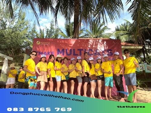 áo thun team building tphcm
