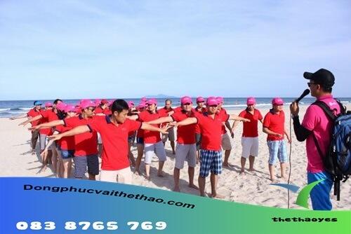 áo thun team building chất lượng