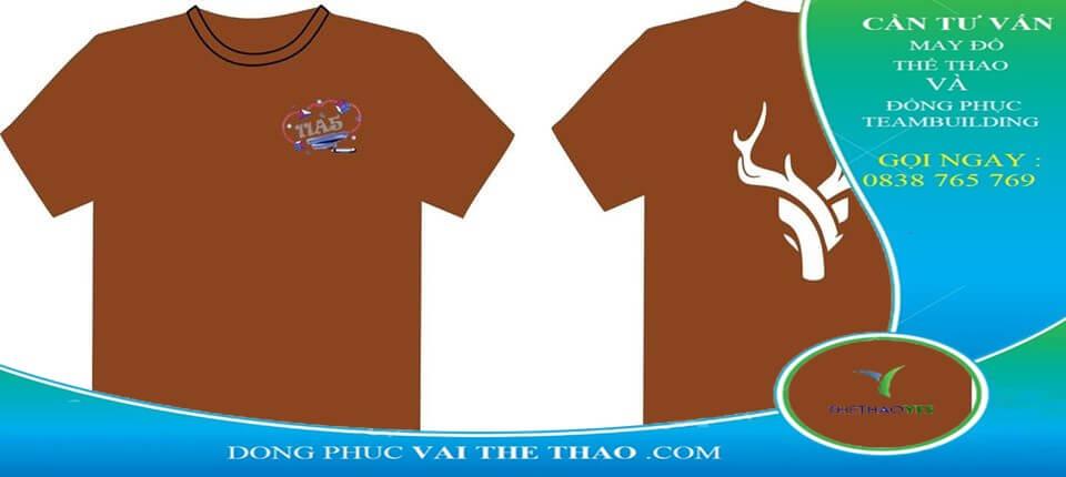 áo thun đồng phục bán hàng