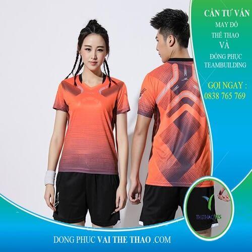 may bộ quần áo thể thao nữ