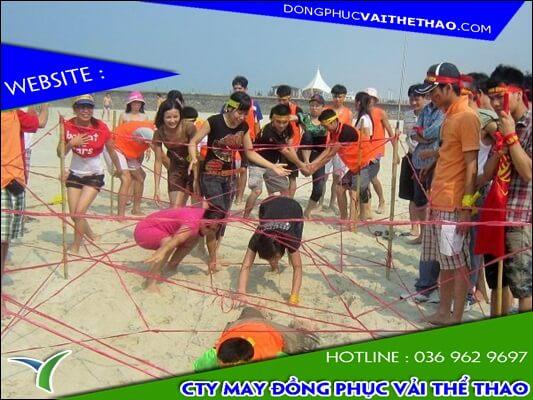 tro choi team building nhay nhat